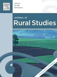 Cover image for Journal of Rural Studies