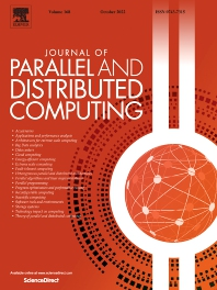 Cover image for Journal of Parallel and Distributed Computing