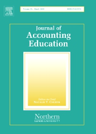 Journal of Accounting Education - ISSN 0748-5751