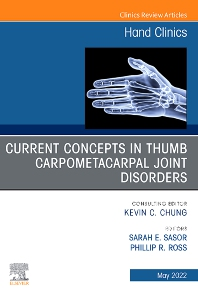 Cover image for Hand Clinics