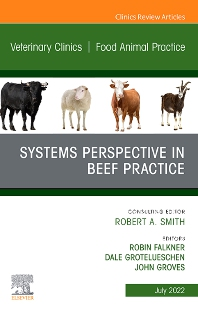 Cover image for Veterinary Clinics of North America: Food Animal Practice