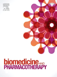 cover of Biomedicine & Pharmacotherapy