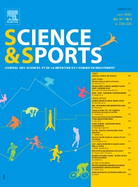 Cover image for Science & Sports