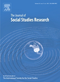 The Journal of Social Studies Research - ISSN 0885-985X