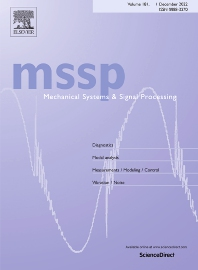 Mechanical Systems and Signal Processing - ISSN 0888-3270