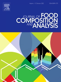 Journal of Food Composition and Analysis - ISSN 0889-1575