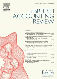 The British Accounting Review - ISSN 0890-8389