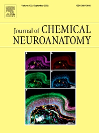 Cover image for Journal of Chemical Neuroanatomy