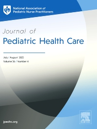 Cover image for Journal of Pediatric Health Care