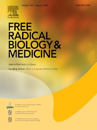 Cover image for Free Radical Biology & Medicine