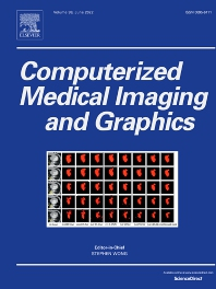 cover of Computerized Medical Imaging and Graphics