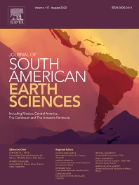 Journal of South American Earth Sciences - ISSN 0895-9811