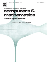 Cover image for Computers & Mathematics with Applications