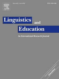 Cover image for Linguistics and Education