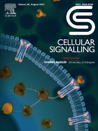 Cover image for Cellular Signalling