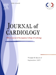 Journal of Cardiology - ISSN 0914-5087