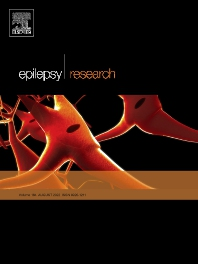Cover image for Epilepsy Research