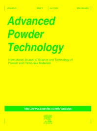 Advanced Powder Technology - ISSN 0921-8831