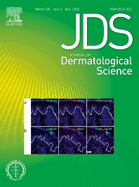 Journal of Dermatological Science - ISSN 0923-1811