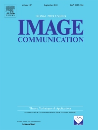 Signal Processing: Image Communication - ISSN 0923-5965