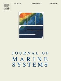 Cover image for Journal of Marine Systems