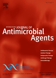 cover of International Journal of Antimicrobial Agents