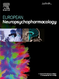 Cover image for European Neuropsychopharmacology
