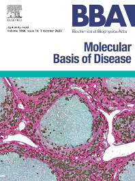 BBA Molecular Basis of Disease - ISSN 0925-4439
