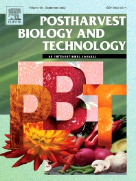 Cover image for Postharvest Biology and Technology