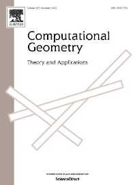 Computational Geometry - ISSN 0925-7721
