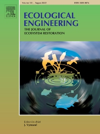 Cover image for Ecological Engineering