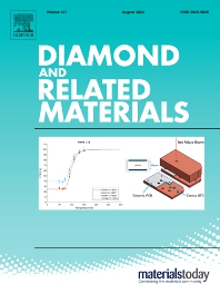 Cover image for Diamond and Related Materials