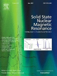 Solid State Nuclear Magnetic Resonance - ISSN 0926-2040