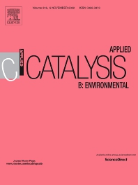 Applied Catalysis B: Environmental - ISSN 0926-3373