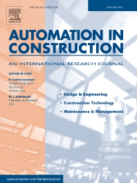 Cover image for Automation in Construction