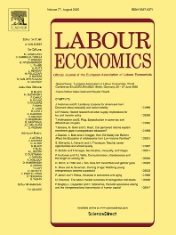 Labour Economics - ISSN 0927-5371
