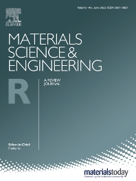 Materials Science and Engineering: R: Reports - ISSN 0927-796X