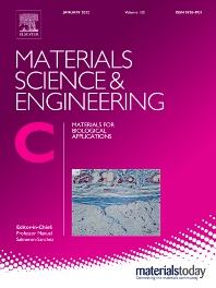 Cover image for Materials Science and Engineering: C