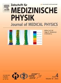 Zeitschrift für Medizinische Physik - ISSN 0939-3889