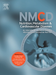Cover image for Nutrition, Metabolism & Cardiovascular Diseases