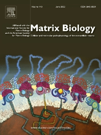 Cover image for Matrix Biology