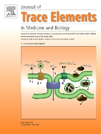 Cover image for Journal of Trace Elements in Medicine and Biology