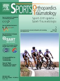 Sports Orthopaedics and Traumatology - ISSN 0949-328X