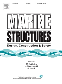 Cover image for Marine Structures