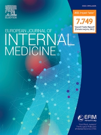 European Journal of Internal Medicine - ISSN 0953-6205