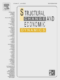Cover image for Structural Change and Economic Dynamics