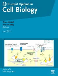 cover of Current Opinion in Cell Biology