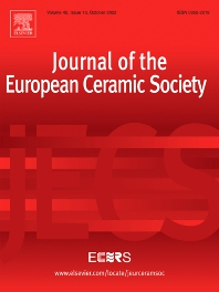 Journal of the European Ceramic Society - ISSN 0955-2219
