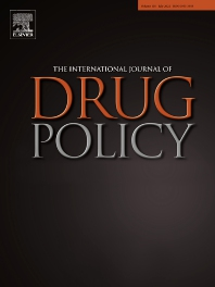 Cover image for International Journal of Drug Policy