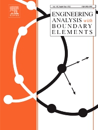 Cover image for Engineering Analysis with Boundary Elements